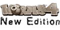 Worms 4 New Edition Logo