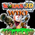 Worms 3D Wiki Logo