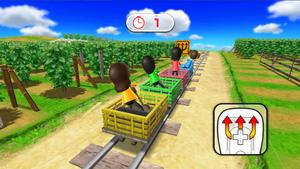 Risky Railroad