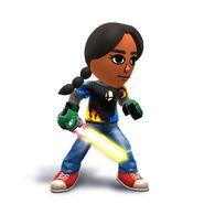 WiiU-N3DS SuperSmashBros MiiFighterCostume-SmashBrosTshirt char 04