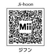 HEYimHeroic 3DS QR-001 Ji-hoon