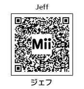 HEYimHeroic 3DS QR-069 Jeff