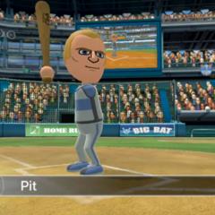 Pit in Baseball.