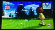 Maria in Golf