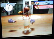 Wii Sports - Boxing - Dodging