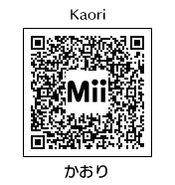 HEYimHeroic 3DS QR-038 Kaori