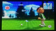 Yoshi in Golf