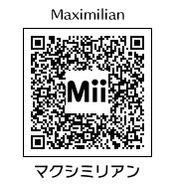 HEYimHeroic 3DS QR-095 Maximilian