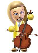 Abby cello