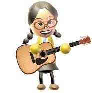 Keiko guitar