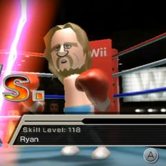 Ryan Wii Sports Wiki Fandom Powered By Wikia