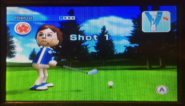 Pierre in Golf