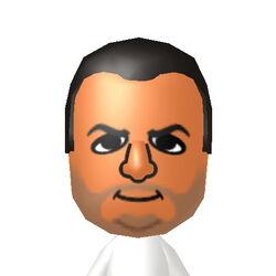 HEYimHeroic 3DS FACE-031 Kazuhiko