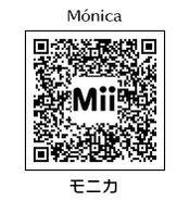HEYimHeroic 3DS QR-064 Mónica