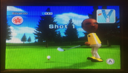 Eduardo in Golf