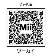 HEYimHeroic 3DS QR-011 Zi-Kai