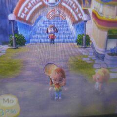 Naomi in Animal Crossing: New Leaf.