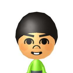 HEYimHeroic 3DS FACE-016 Xiaojian