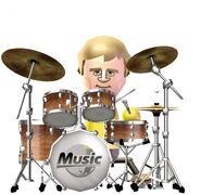 Wii music drums
