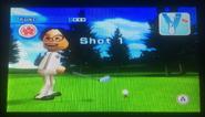 Keiko in Golf