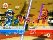 Wii sports matt