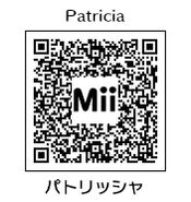 HEYimHeroic 3DS QR-058 Patricia