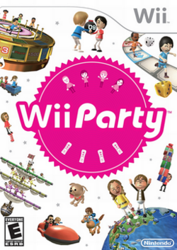 Wii Party boxart