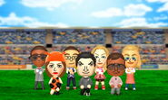 CPU Miis on the stadium in Tomodachi Life