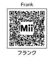 HEYimHeroic 3DS QR-073 Frank