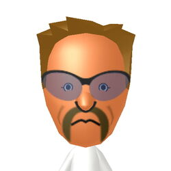 HEYimHeroic 3DS FACE-023 Jake