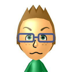 HEYimHeroic 3DS FACE-026 Nick