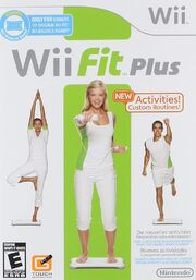 Wii Fit Plus (NA)