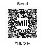 HEYimHeroic 3DS QR-092 Bernd
