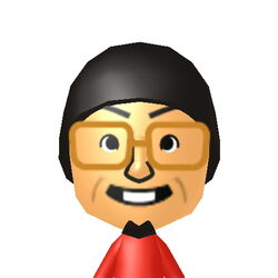 HEYimHeroic 3DS FACE-003 Shinnosuke