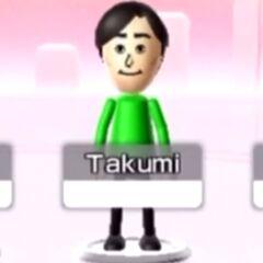 Pablo with Takumi and Matt.
