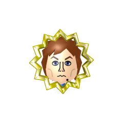 Pierre's badge (Wii Sports edits).