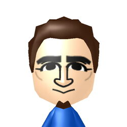 HEYimHeroic 3DS FACE-087 Pedro