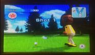 David in Golf