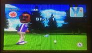 Hiroshi in Golf