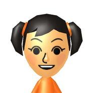 Naoko Face Image