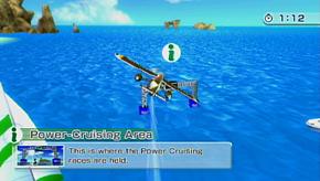 Power-Cruising Area
