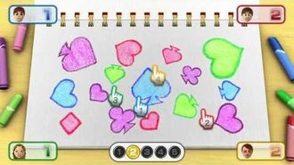 Wii Party U - Heart Targets