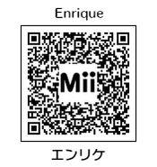 HEYimHeroic 3DS QR-086 Enrique