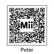 Peter QR code