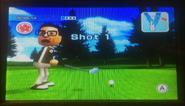 Shouta in Golf