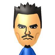 HEYimHeroic 3DS FACE-000 Saburo