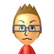 Cory Face Image