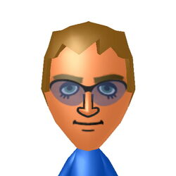 HEYimHeroic 3DS FACE-043 Barry