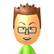 HEYimHeroic 3DS FACE-027 Oscar