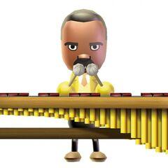 A Wii Music Artwork.